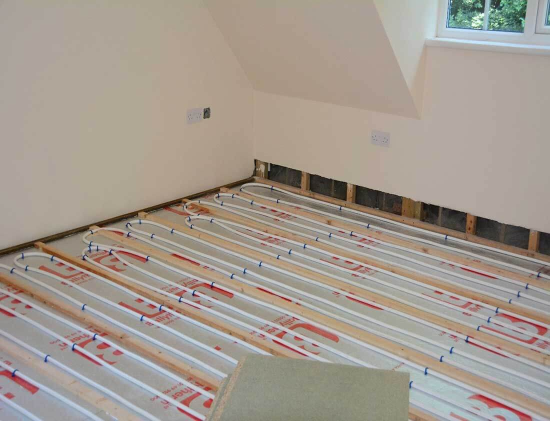 How Much Does Underfloor Heating Raise The Floor Level