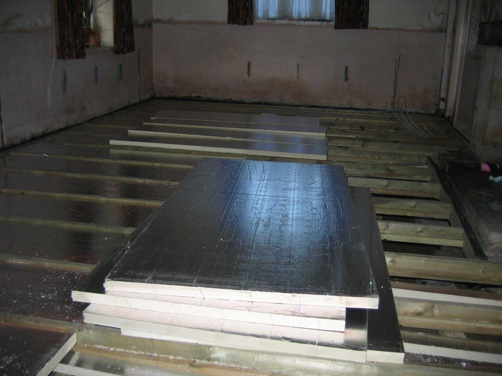 How Much Insulation Do I Need For Underfloor Heating