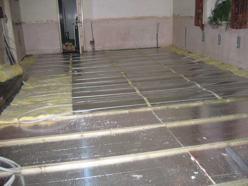 Underfloor Heating Vs Radiator Heating A Complete Guide