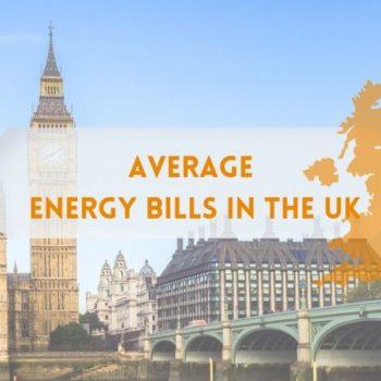 average bills