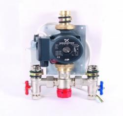 Pump Units/Valves + Actuators + Connectors